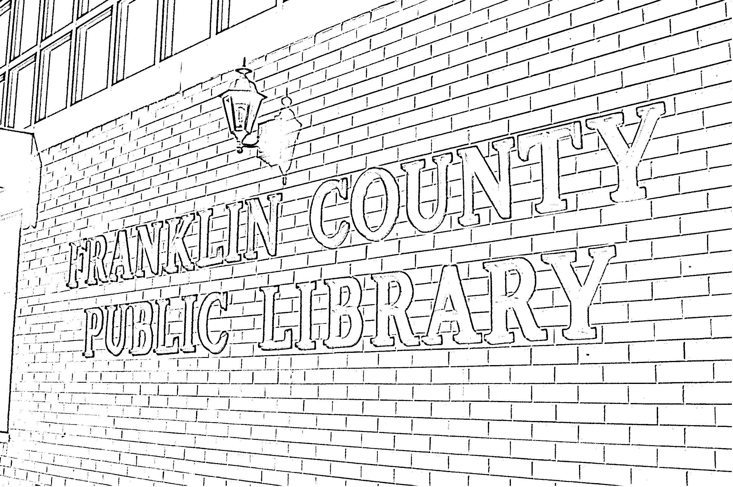 Franklin County Public Library Rendering