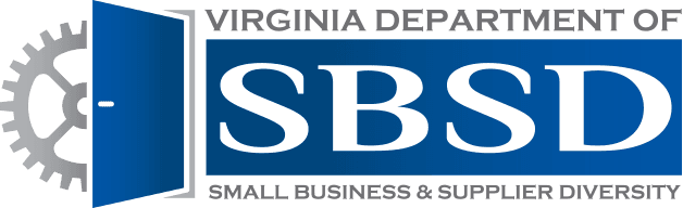 Virginia Department of Small Business and Supplier Diversity Logo
